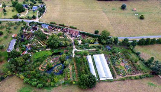 ferme Bec Hellouin - permaculture